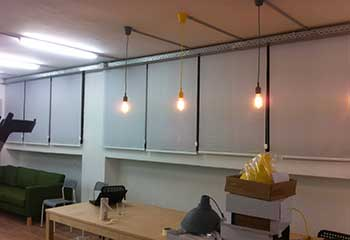 Motorized Shades Project | Pasadena Blinds & Shades, LA