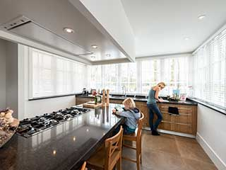 Window Coverings to Glamorize Your Kitchen | Pasadena Blinds & Shades, LA